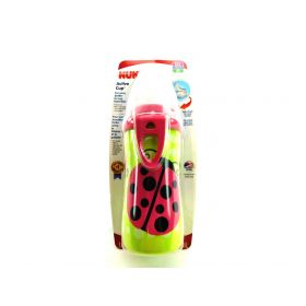 Spill Proof Sippy Cup, LADYBUG