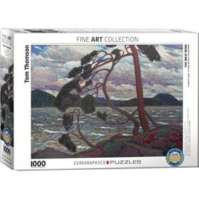 THE WEST WIND Tom Thomson Puzzle