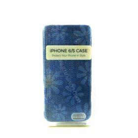BITS For iPhone 6/S Slim Case Blue - C08796