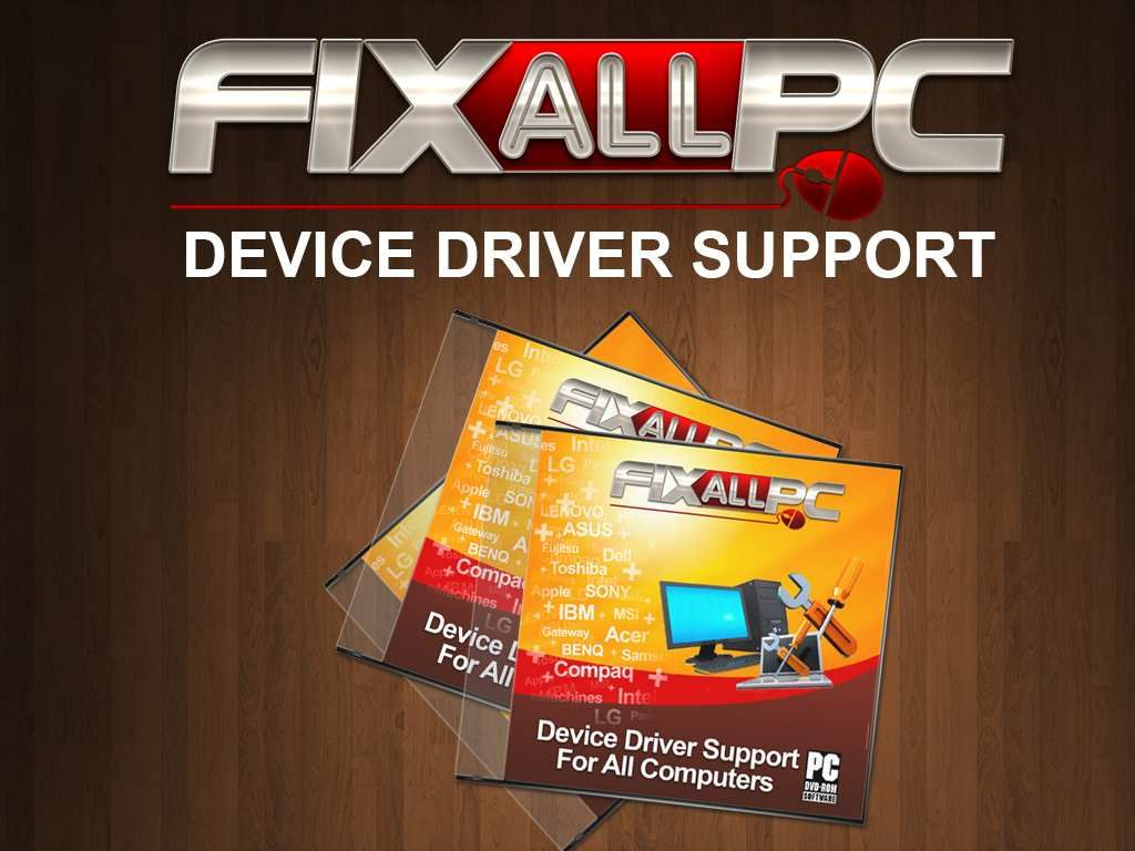 Fixallpc Pack of Drivers Installer for ASUS P5Q-E On Win 10, 9, 8, 7, Vista  & XP