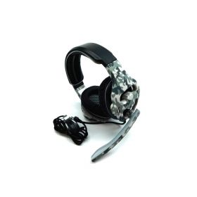 2017 New Sades SA810 Camouflage 3.5mm Stereo Sound PS4/Xbox One/Computer/phones