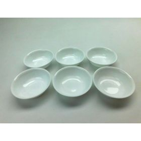 Corelle Winter Frost 6-Pack Bowl 18-Ounce White