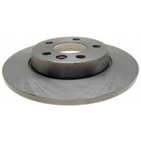 ACDelco 18A1671A Advantage Non-Coated Rear Disc Brake Rotor.