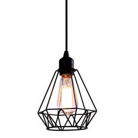KDK Lighting One-Light Industrial Mini pendant lamp lighting
