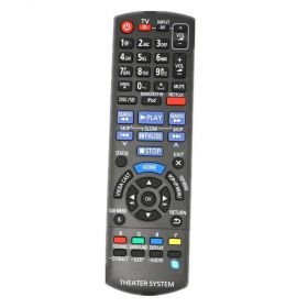 Panasonic N2QAYB000632 Replacement Remote Control for SC-BTT370, SC-BTT770