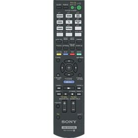 Original Sony RM-AAU104 3D AV Audio Video Receiver Remote for Model RM-AAU104