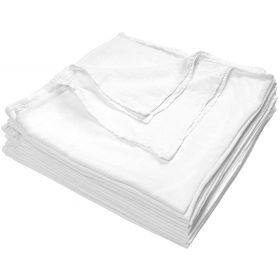 Nouvelle Legende Cotton Fast Dry Flour Sack Towels 28X29 Inches (12 Pack)