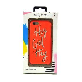 iPhone 6/6s Case - Ashley Mary - Hey Girl Hey