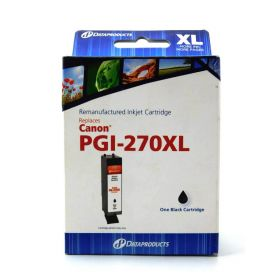 Dataproducts High Yield Inkjet Cartridge for Canon PGI-270XL (Black Ink)