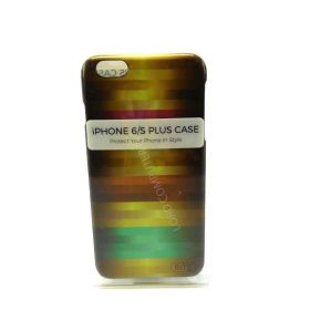 Bits Made iPhone 6 / S Plus Case- Multi-colored Ribbon Stripes