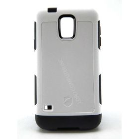 Zagg Invisibleshield Arsenal Case For Galaxy S5 Extreme - White