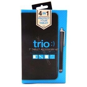 "Mach Speed Trio Stealth G4 7""  Trio Tablet  premium folio Case"