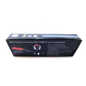 MCH Heater Max Temp 230°C (450°F) Hair Straightene