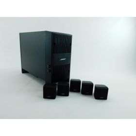 Bose Acoustimass 6 Series III Home Entertainment System Bass Box & Speakers