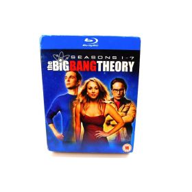 Like Big Bang Theory: Blu Ray Seasons 1-7 Box Set Region Free Unsealed