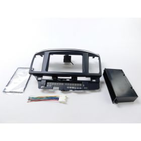 Mitsubishi Lancer / Lancer Evolution Aftermarket Radio Stereo Double Din Dash Installation Kit
