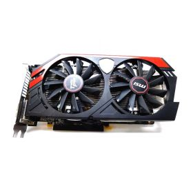 MSI Radeon R9 270 Video Card - 2GB GDDR5, PCI-Express 3.0 (x16)
