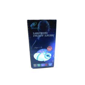 Lightahead LA005 Rotating LED Strobe Bulb Multi changing Color