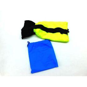 Kofun 1Pair Outdoor Hiking Climbing Waterproof Ski Leg Cover - Yellow