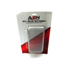 "ABN Camper RV Motorhome RV Ventilation Bug Screen Cover 4.1 ""X 7.5"" X 1.3 ""Inch"