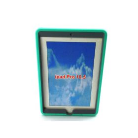 Hocase iPad Pro 10.5 Case, Heavy Duty Shockproof Protection (Teal/Gray)
