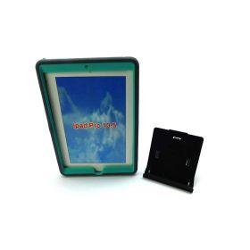 SEYMAC Stock iPad Pro 10.5 Case Hybrid Shockproof Protection (Gray/Green)