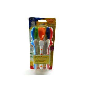 NUK Gerber Rest Easy Spoons 5 pack