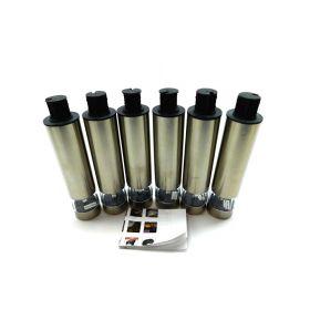 Sogrand 6 Pack, Solar Lights Outdoor,Stainless Steel,Solar Light,Solar Garden