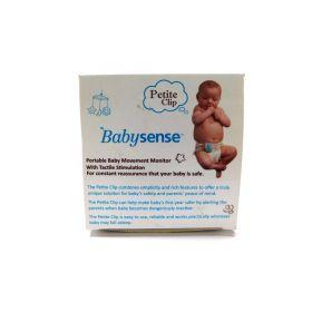 Babysense Petite Clip Baby Movement Monitor - With Vibration Stimulation