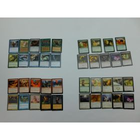 Set of 39 Cards of Magic The Gathering \ Card Game \ (No box included)