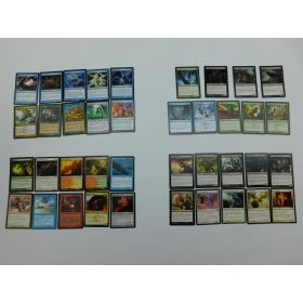 Set of 39 Cards of Magic The Gathering | Card Game | (No box included)