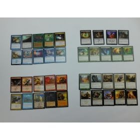 Set of 39 Cards of Magic The Gathering: Card Game / No box included
