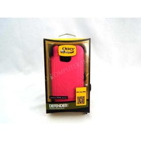 OtterBox Defender Series for The all new HTC One- Neon Rose 77-40437