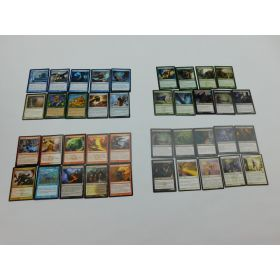 Set of 39 Cards of Magic The Gathering - Card Game (No box included)