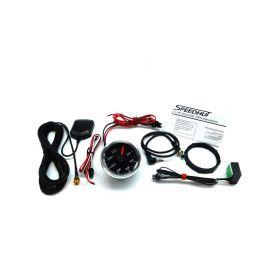 """Speedhut 2-1/16"""" GPS Speedometer Gauge 120mph"""