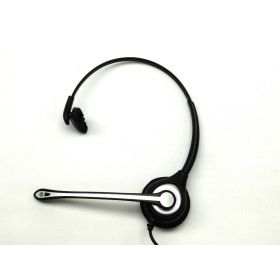 Wantek Corded Telephone Headset Mono w/Noise Canceling Mic for ShoreTel Plantron