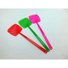 Fly Swatter Bulk 3 Pack by Garry's Pets - Long Plastic Handle ( 18 inch )