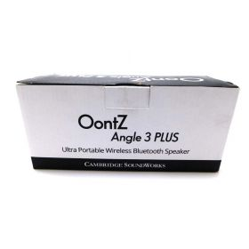 OontZ Angle 3 PLUS Portable Bluetooth Speaker, Louder Volume, 10W Power