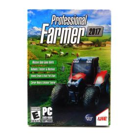 Professional Farmer 2017 (PC DVD-ROM)