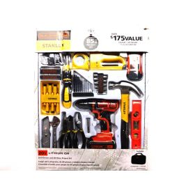 Black+Decker BDPKSBD69CWM Stanley 20-Volt MAX 85-Piece Drill Kit