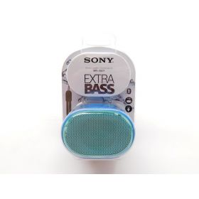 SONY SRS-XB01 Bluetooth Compact Portable Speaker - Blue (SRSXB01/L)