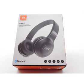 JBL E45BT On-Ear Bluetooth Headphones - Black