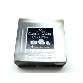 Corningware French White 6-Piece Bakeware Set