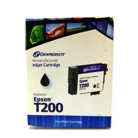 Dataproducts Epson T200 Remanufactured Inkjet Cartridge Replacement (Black)