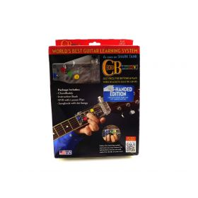 ChordBuddy Guitar Device - Revised with Songbook + DVD Chord Buddy NEW 000139936