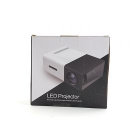 DeepLee DP300 Mini Projector, Portable LED Projector Home Cinema Theater