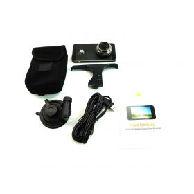 FALCON ZERO TOUCH HD DASH CAM, 4 INCH TOUCH SCREEN GPS DASH CAM 1080P