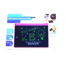 Vivitar Electronic Message Board- Purple