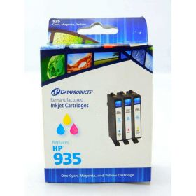 Dataproducts Remanufactured Inkjet Cartridge for HP 935 - Multi-Color Inks