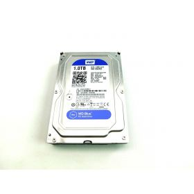 """WD Blue 1TB PC Hard Drive - 5400 RPM Class, SATA 6 Gb/s, 64 MB Cache, 3.5"""""""